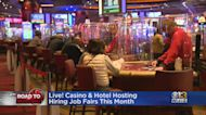 Live! Casino & Hotel Maryland To Host July Job Fairs Ahead Of August Reopening Of The Hall At Live!
