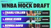 WNBA mock draft: Charli Collier holds top spot; Aari McDonald makes splash