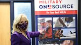 Jill Biden outlines next phase of program that supports military families