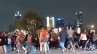 Protesters March in Dallas in Wake of Daunte Wright Shooting