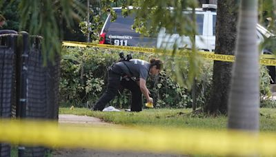 Slain officer was shot in the face; teen suspect told police he was trying to shoot himself with stolen gun