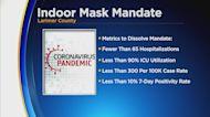 Indoor Face Mask Order Begins In Larimer County