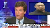 Tucker Carlson Repeats His Lie About George Floyd In Rant Against 'Lying' Media