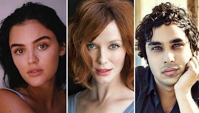 Kunal Nayyar, Lucy Hale, Christina Hendricks Star in Mister Smith Project 'The Storied Life of A.J. Fikry'