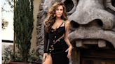 Elizabeth Hurley Wears New Version of Her 1994 Versace Safety Pin Dress, Says Original Still Fits