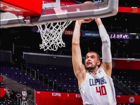 《峰嶺隨筆》快艇最強護框者:Ivica Zubac成長為中流砥柱 - NBA - 籃球 | 運動視界 Sports Vision