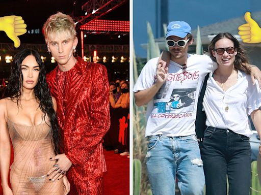 Here's 28 Famous Couples — Half Of Them Fly Under The Radar And The Other Half Shove Their Relationships Down Our Throats