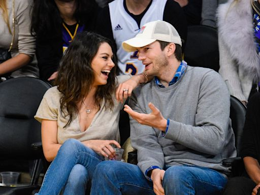 Ashton Kutcher and Mila Kunis Had an Epic Response to Those Relationship Rumors