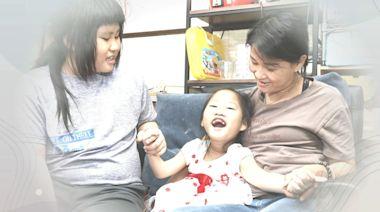 【自強母親】女兒罹罕病咬舌大噴血!單親媽顧癱女苦撐7年「能和她聊天已是最好的禮物」 | 蘋果新聞網 | 蘋果日報