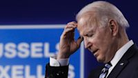 Biden stumbles through tiny CNN town hall