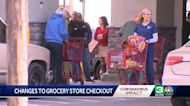 Grocery stores make changes amid COVID-19 pandemic