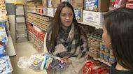 Teen's charitable organization helps feed hundreds of kids a week