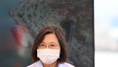 聲援陳柏惟 蔡英文:台灣民主不應惡意報復