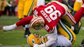 Fans return, cornerbacks tested: What could have been with Rodgers as 49ers host Packers