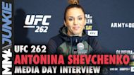 UFC 262: Antonina Shevchenko media day interview