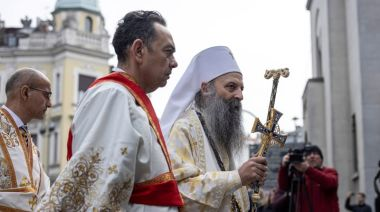 Serbia's Orthodox Patriarch goes into isolation after coronavirus contact