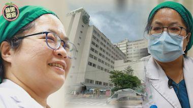 獨家專訪|嫁給亞東的新冠戰神 「台姐」張厚台扛58床專責ICU讓羅一鈞跪謝 | 蘋果新聞網 | 蘋果日報