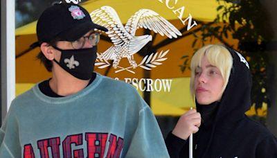 Billie Eilish Spotted Getting Cozy With Actor Matthew Tyler Vorce During Weekend Getaway