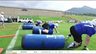Air Force football begins fall camp with high hopes
