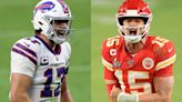 LeSean McCoy: Why Patrick Mahomes vs. Josh Allen throwing contest unlikely