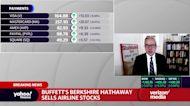 Warren Buffett's Berkshire Hathaway sells off airline stocks, airline industry hit hard by virus