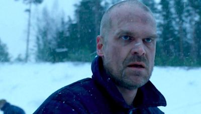David Harbour and Millie Bobby Brown Gave a Hilarious Update On 'Stranger Things' Season 4