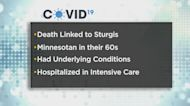 Health Department Confirms Death Of Minnesota COVID-19 Patient Who Attended Sturgis Rally
