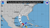 Hurricane warning issued for parts of Mexico as Tropical Storm Zeta develops