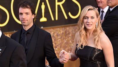 Emmy Winner Kate Winslet Recalls Falling 'Head Over Heels' for Her Husband: 'A Whirlwind'