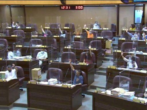 桃園市每人普發現金5000元 議會通過提案