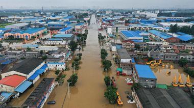 美智庫:河南水災凸顯中國的基礎設施問題