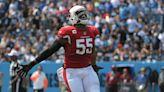 Arizona Cardinals' Chandler Jones named NFC Defensive Player of the Week after 5-sack game