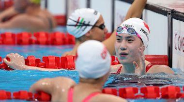 東京奧運持續更新|中國「仙氣蝶后」摘金 乒乓女單中日對決
