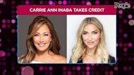 Carrie Ann Inaba Says She 'Helped Push' Kaitlyn Bristowe to Be 'Extra Amazing' on DWTS