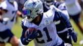 Cowboys training camp 2021: Ezekiel Elliott is shredded, quicker and has 'a lot to prove'