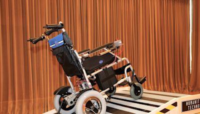 嶺大研發輪椅感應系統 可自動偵測動作助驅動 - RTHK