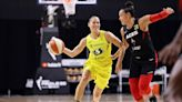 Sue Bird and Seattle Storm Beat the Las Vegas Aces to Win 4th WNBA Championship in Franchise's History