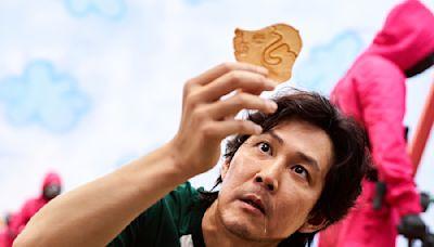 轉行改賣《魷魚遊戲》椪糖 上海臭豆腐店日賺16萬   娛樂   NOWnews今日新聞