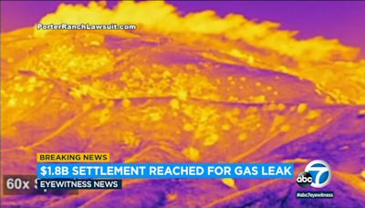 SoCalGas to pay up to $1.8B over 2015 Aliso Canyon gas leak