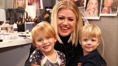 Kelly Clarkson granted primary custody of 2 kids in divorce from Brandon Blackstock