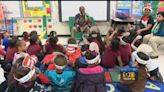 Many read to kids on Dr. Seuss's birthday