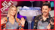 Ariana Madix & Tom Sandoval Make Classic Margaritas For Cinco De Mayo—And A Hangover Cure!