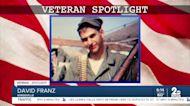 Veteran Spotlight: David Franz of Kingsville