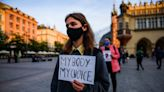 Protestors Are Speaking Out About Poland's Near-Total Abortion Ban