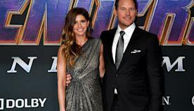 Chris Pratt and Katherine Schwarzenegger announce birth of daughter with sweet photo