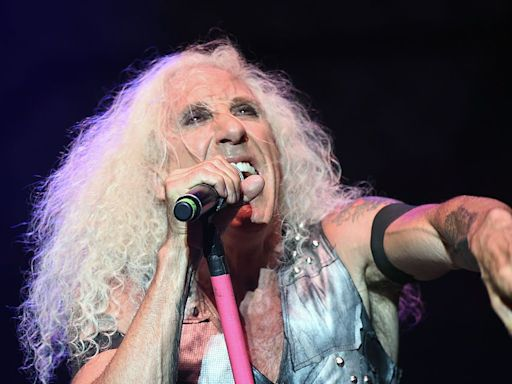 Twisted Sister frontman Dee Snider got COVID, but thanks to being vaxxed, 'didn't miss a beat'