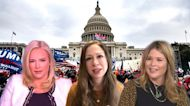Meghan McCain, Jenna Bush Hager and Chelsea Clinton Get Emotional Over Capitol Riots