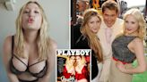 Inside Hayley Hasselhoff's glam life as she makes history with cover of Playboy