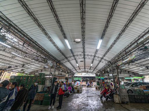 桃園疫情 同步執行果菜市場專案 衛生局今急篩1139工作人員   蘋果新聞網   蘋果日報