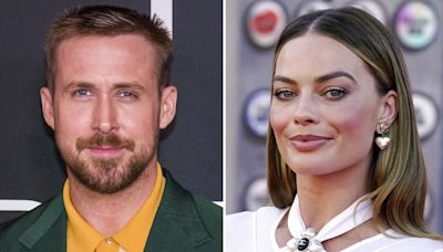 Ryan Gosling in Talks to Play Ken Opposite Margot Robbie's Barbie in Warner Bros. and Mattel Movie
